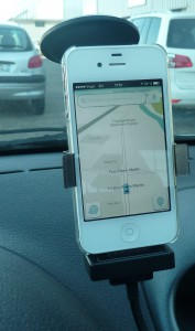 inclinaison verticale support smartphone fix2car