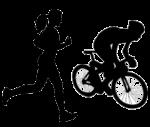 coureuse cycliste
