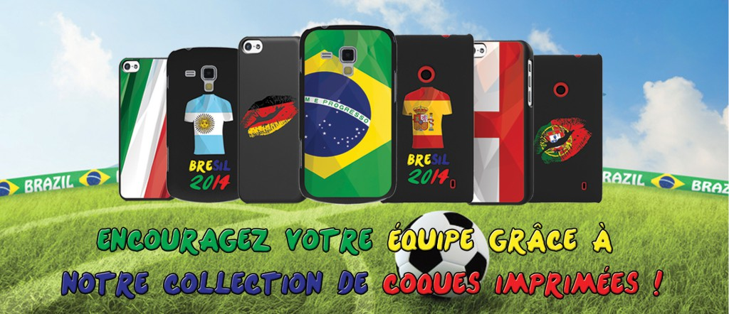 collection coques coupe du monde