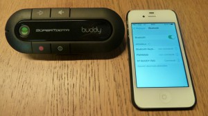 connectien bluetooth buddy
