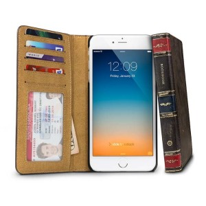 Etui BookBook sur iPhone 6s